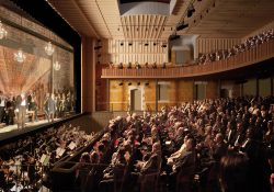 Nevill Holt New Theatre