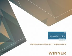 Tourism and Hospitality Awards 2017 Winner